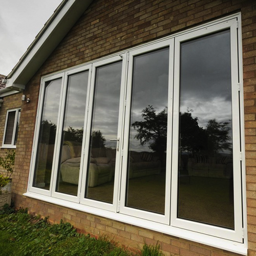 Double glazed Bi-Fold doors by Firmfix