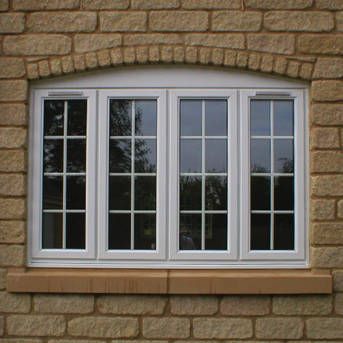 Firmfix double glazed casement window Evesham