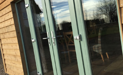 High quality PVCu, Timber and Aluminium doors from Firmfix