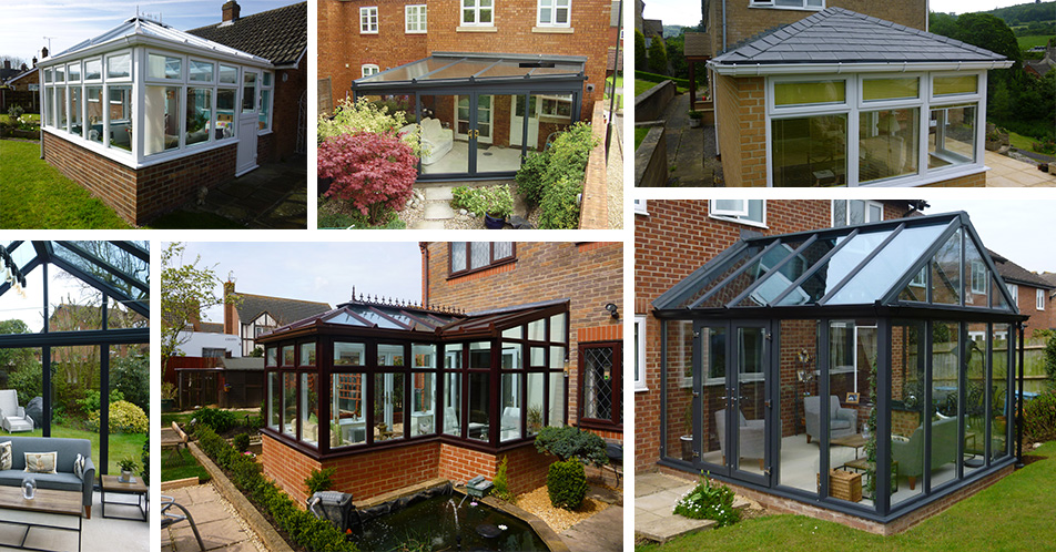 Conservatories designed, manufactured and installed in gloucestershire by Firmfix