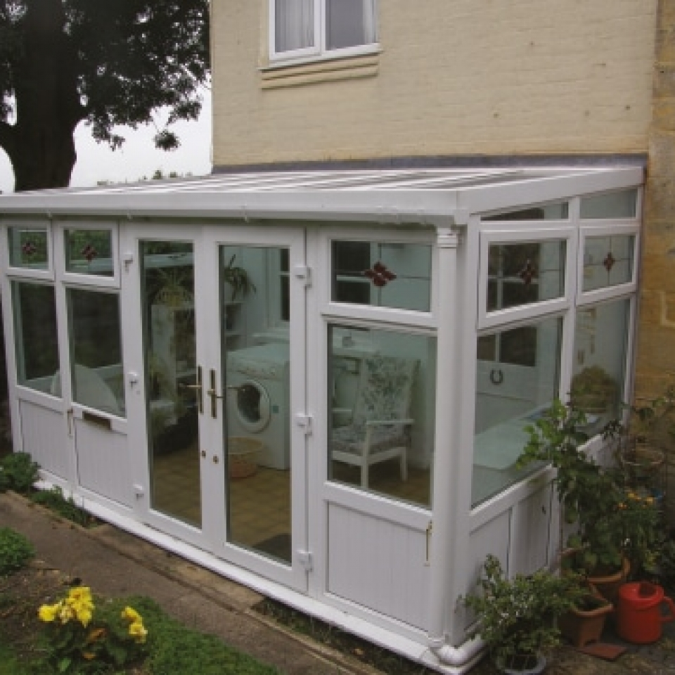Lean to Conservatories by Firmfix double glazing Tewkesbury