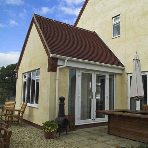 Beautiful French Doors manufactured and installed Worcestershire