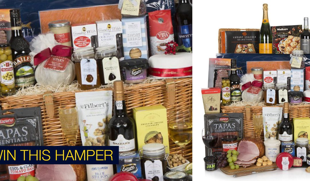 Win a luxury hamper from Firmfix worth £499