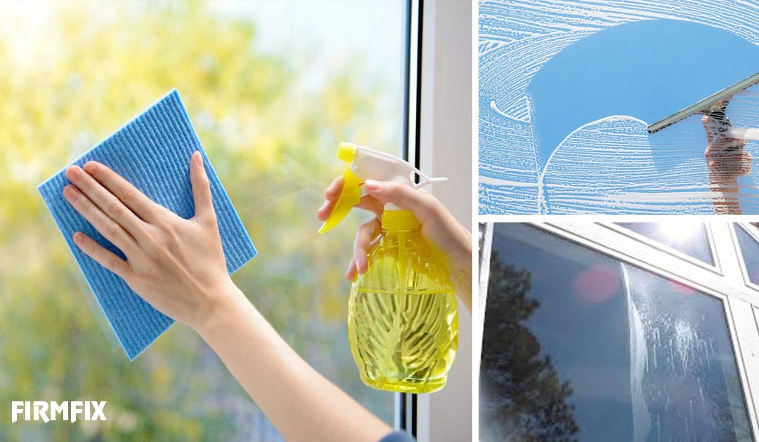 Easy Ways to Keep Your Firmfix Windows Sparkling