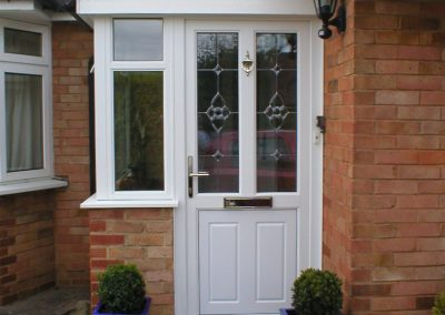 Firmfix-PVCu-White-Residential-Door