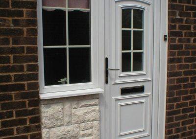 Firmfix-PVCu-White-Residential-Door-Gloucester