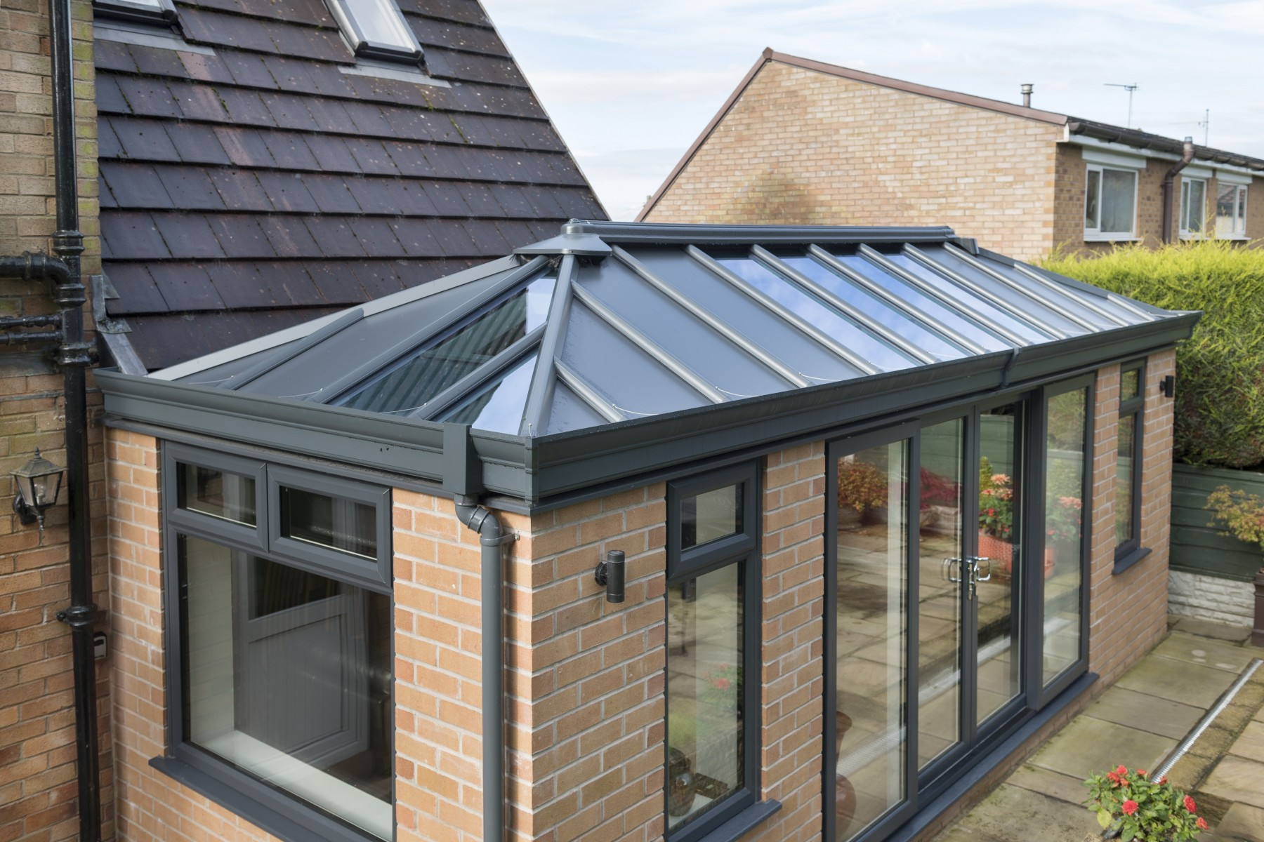 Livin Roof Conservatories Firmfix Windows And Doors