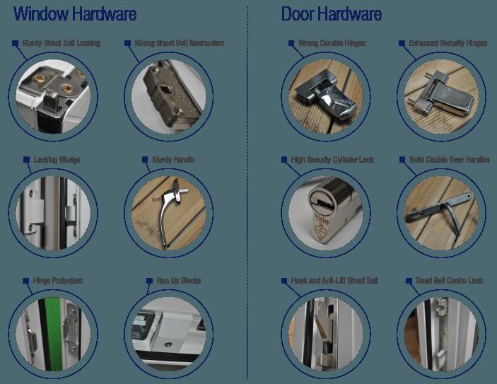 The Efficiency Conservatory Range from Firmfix Windows, Doors & Conservatories